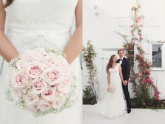 Beautiful bouquet!! - wendelfoto.no