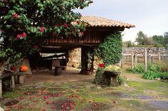 Rutas del vino en Galicia. Casa Museo Santiago Ruiz. El Rosal. Pontevedra (Galicia) Fotógrafo: Fernando Briones / ICEX