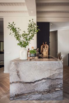 Küchen Design, Rustic Design, House Design, Kitchen Interior, Home Interior Design, Interior And Exterior, Attic House, Home Kitchens, Decoration