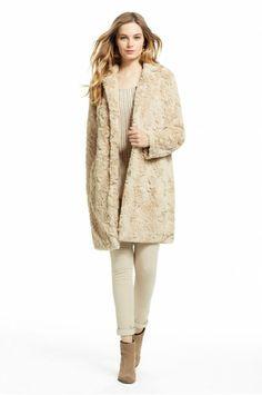 Harlow Faux-Fur Coat