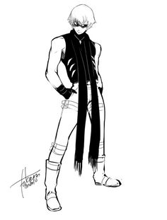 K' (The King of Fighters)