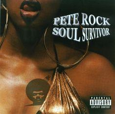 Today in Hip Hop History:Pete Rock released his debut solo album. Today in Hip Hop History: Pete Rock released his debut solo album Soul Survivor November 10 1998 Rap Albums, Hip Hop Albums, Best Albums, My Music, Good Music, Afro, Rap Album Covers, Pete Rock, Music Museum