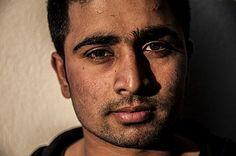 Portrait of Haroon.
