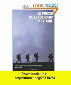 Mercy thompson homecoming 9780345509888 patricia briggs francis le precis de leadership militaire french edition 9781550027679 colonel bernd horn fandeluxe Gallery
