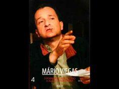 """Mário Viegas - """"Louvor e Simplificação de Álvaro de Campos"""" de Mario Cesariny"""