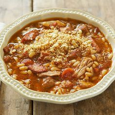 Slow-Cooker Cassoulet Recipe - Cook's Country from Cook's Country