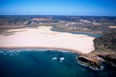 Bordeira beach, near Aljezur, Portugal