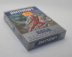 SHINOBI    SEGA GAME GEAR