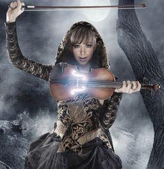 Lindsey Stirling to moja inspiracja do gry na skrzypcach ♥ ♥