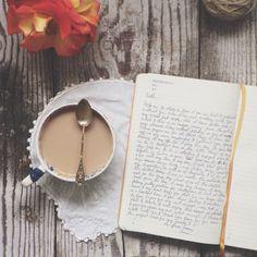 Prayers on a page