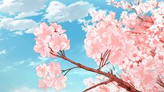 Okay then let's started and God bless us with cherry blossom and rose color.