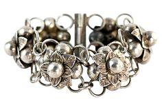 Taxco 980 Silver Bracelet on OneKingsLane.com