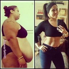 Comment with what you think! Want to Make a Transformation Like This? Check bio for our Five Star 90-day Transformation Program! @linamarie42403 I am a mother of 3 running my own daycare at home and now running a fitness program in the Bronx! I never gave up and never made any excuses! I made time to workout and never skipped a meal! Popular question is what did I do for my stomach.. for your stomach it's what you put in your mouth! As for eating I never counted my calories or measured my…