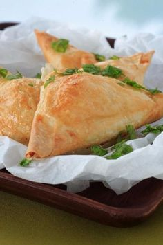 Filo Cheese Pies