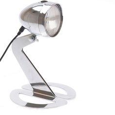 Leitmotiv Bikelight Tafellamp - Chroom