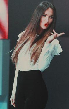 Megan Fox New Hairstyle-Hair Colors