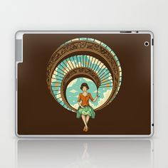 Welcome to My World Laptop & iPad Skin by Enkel Dika - $25.00