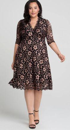 a91e9c650df 30 Plus Size Summer Wedding Guest Dresses  with Sleeves  - Plus Size  Wedding Guest