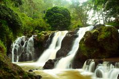 Maribaya Waterfall