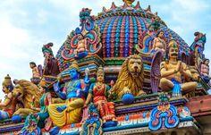 Tempel Sri Mariamman, Singapur