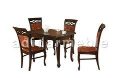 HRABIA Stół + 4 krzesła, galeria zdjęć