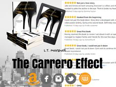 Fancy a book that will have your heart racing and your emotions all over the place? The Carrero Effect by L.Marshall Buy the book - getBook.at/CarreroSeries # Telling Stories, The Book, Buy Now, Things To Think About, Writer, Fiction, Wordpress, Join, Romance