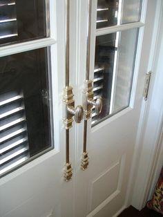 Attrayant Image Result For Cremone Bolt Closet Door Door Design Interior, Interior French  Doors, Interior .