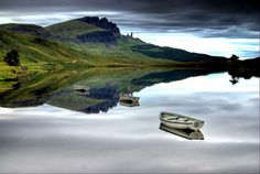 The Island of Skye, situated off the West coast of Mainland Scotland, is the largest and best known of the Inner Hebrides. Finding a dream..... by Nicolas Valentin via Flickr