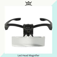 Μεγεθυντικά γυαλιά led | Led head magnifier 25€ #beautylashesgr #lash #lashes #lashextensions #lashesonfleek #lashartist #lashlove #lashaddict #eye #eyebrows #eyebrow #eyebrowtattoo #browsonfleek #led Led, Eyelashes, Make Up, Products, Lashes, Beauty Makeup, Makeup, Maquiagem, Gadget
