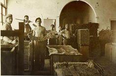 Manisa-Tütün işçileri 1940lar