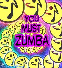 Zumba... Zuuuuuuumbaaaaaaa