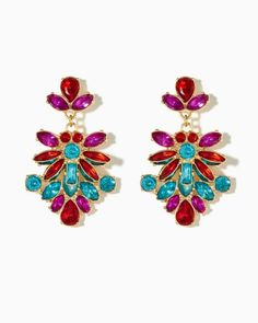 Fire and Ice Earrings | Fashion Jewelry - Earrings | charming charlie