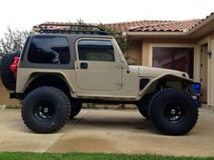 Metalcloak Jeep TJ technically not a Ford but it's a car I wouldn't mind having