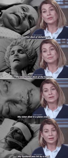 I love Grey's anatomy - mum Greys Anatomy Frases, Greys Anatomy Funny, Greys Anatomy Cast, Grey Anatomy Quotes, Greys Anatomy Derek Dies, Meredith Grey, Best Tv Shows, Favorite Tv Shows, Greys Anatomy Episodes