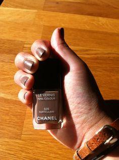Chanel Particulière - mat coat