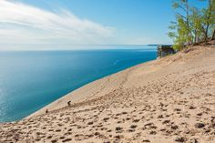 Sleeping Bear Dunes am Lake Michigan – Der schönste Ort der USA - TRAVELBOOK.de