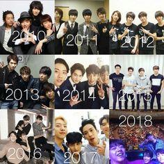 #CNBLUE8thAnniversary #씨엔블루데뷔8주년  Felicidades a nuestros talentosos y perfectos chicos por estos 8 años llenos de felicidad ... Y vamos x mas.!!! #cnblue #cnblueboice #forevercnblue