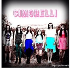 Six very talented sisters. ♡ Cimfam
