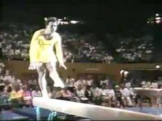 ▶ Paulette Huntinova - Kladina - Really Funny - Gymnastics - Paul Hunt - YouTube