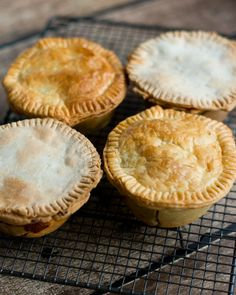 slow cooked Steak, Mushroom & Bacon Pie in both normal or gluten, dairy & egg free pastry Steak And Mushroom Pie, Steak And Mushrooms, Stuffed Mushrooms, Slow Cooked Steak, Mincemeat Pie, Bacon Pie, Beef Pies, Gluten Free Pie, Dairy Free