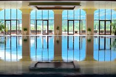 RIU Pravets #Golf & #SPA #Resort, #Pravets, #Bulgaria #lake #relax #hotels #vacation 4 Star Hotels, Best Hotels, Amazing Hotels, Home And Away, Resort Spa, Bulgaria, Wedding Venues, Relax, Vacation