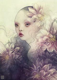 Anna Dittmann #illustration