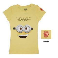 Despicable Me™ Minion Girls T-Shirt