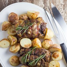 Roast Lamb in Slow Cooker