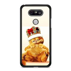 Garfield Garfield King Of Lazy Cat LG G5 Case Dewantary