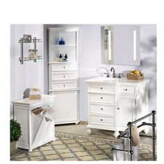Bay 23 In W Corner Linen Cabinet In White 4772810410 The Home Depot