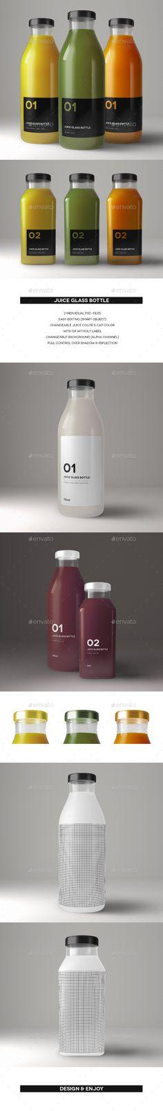 Juice Glass Bottle MockUp. Download here: http://graphicriver.net/item/juice-glass-bottle/16121883?ref=ksioks