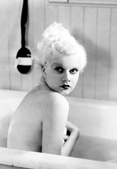 [BORN] Jean Harlow / Born: Harlean Harlow Carpenter, March 3, 1911 in Kansas City, Missouri, USA / Died: June 7, 1937 (age 26) in Los Angeles, California, USA  / 1933