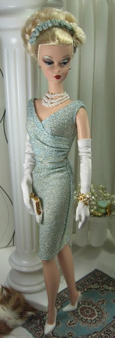 wow they sure don 't make Barbies and her outfits like this anymore!