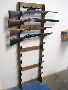 Related Keywords & Suggestions for homemade gun rack